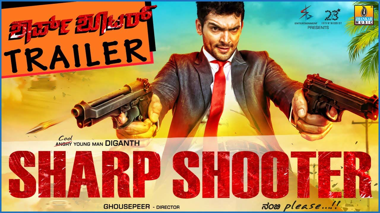 Sharp Shooter Kannada movie review and rating - MS&A