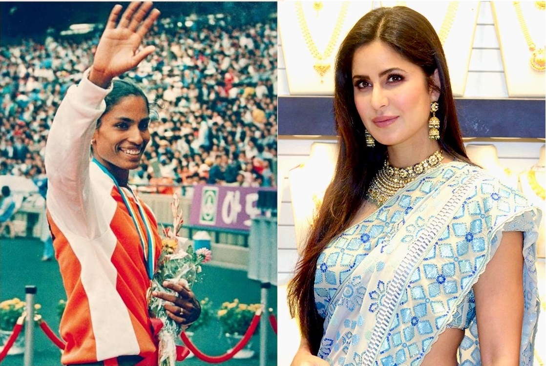 Katrina Kaif to star in PT Usha Biopic Movie? - MS&A