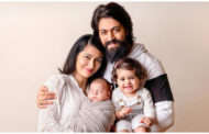 KGF Yash's little daughter tries to get her baby brother to sleep - MS&A