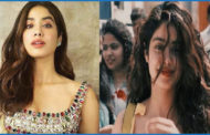When Janhvi Kapoor's frizzy locks stole the show from her million-dollar smile??