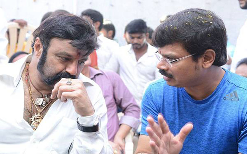 Has Villain and Heroine been confirmed for the Boyapati Seenu & Nandamuri Balakrishna's new film?