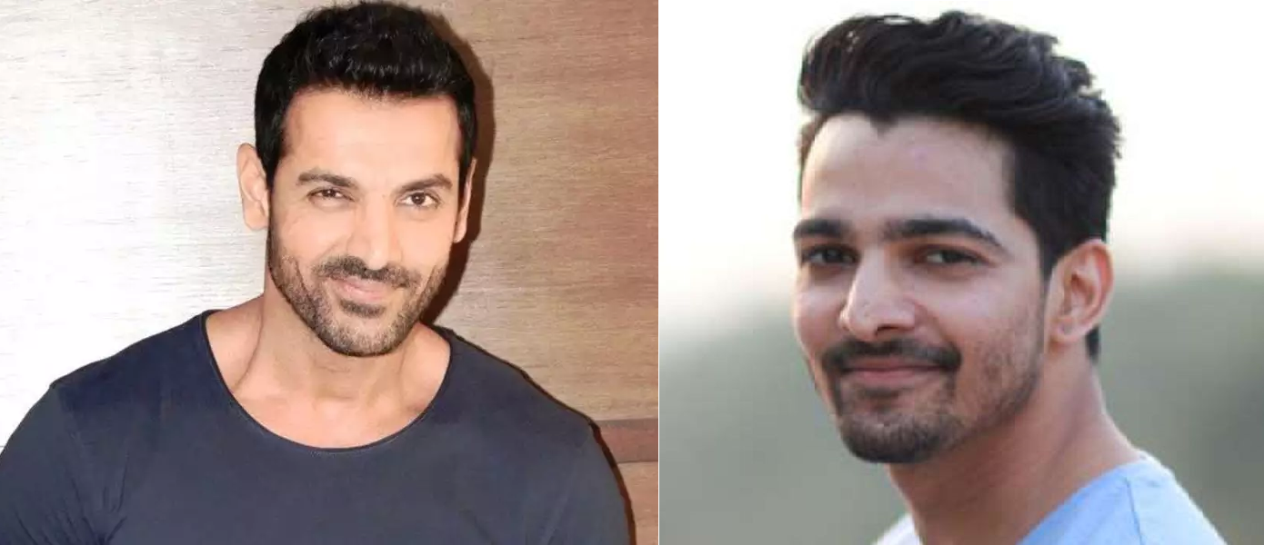 John Abraham Signs actor Harshvardhan Rane for his next movie production, Bolo Sara Ra Ra