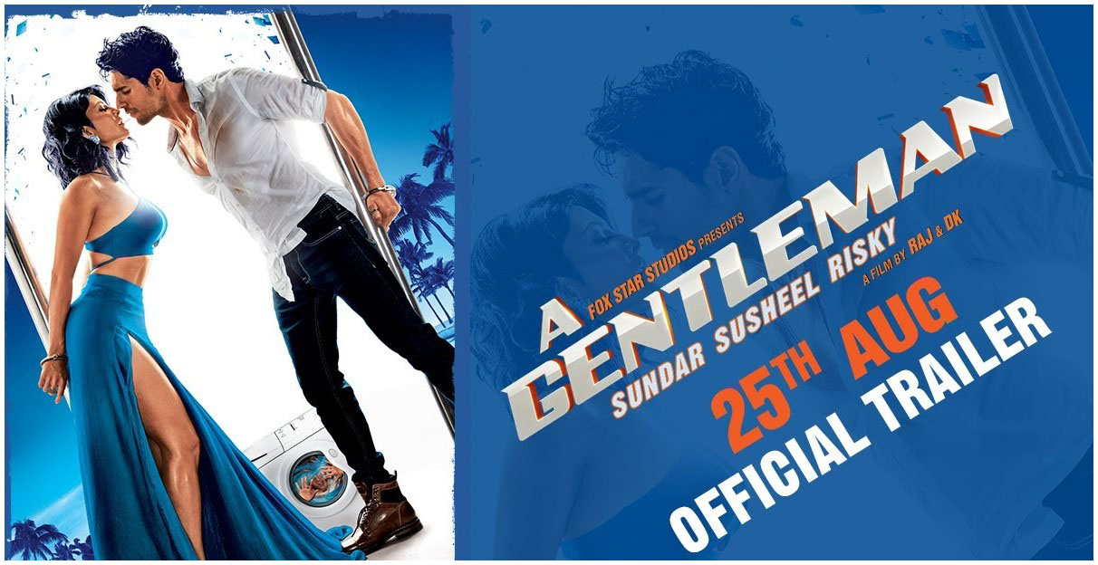 A Gentleman Bollywood Movie Preview - MS&A