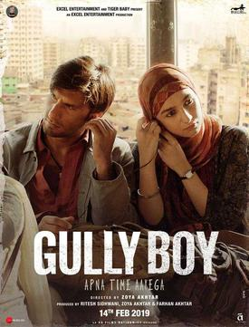 Gully Boy Bollywood movie review and rating - MS&A