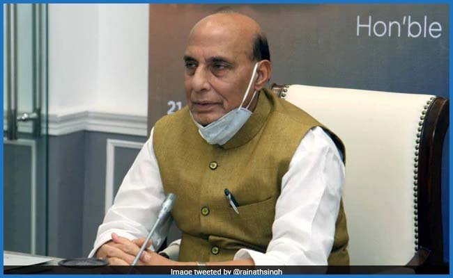 Rajnath Singh Takes On Rahul Gandhi In Poetry Slam Over China