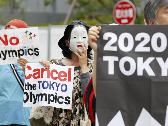 Japan to use countermeasures against cyberattacks to protect Tokyo Games