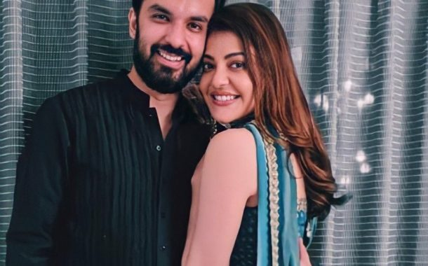 Bride Kajal Agarwal shared amazing picturs from her Dussehra Photoshoot