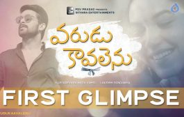 Naga Shaurya and Ritu Varma look Adorable in 'Varudu Kaavalenu's first look